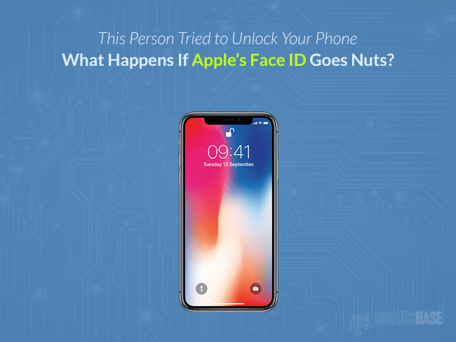 This Person Tried to Unlock Your Phone - What Happens If Apple's Face ID Goes Nuts
