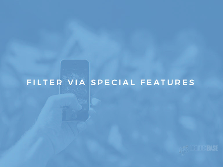 Tips on How to Choose Your Next Smartphone - Filter Via Special Features