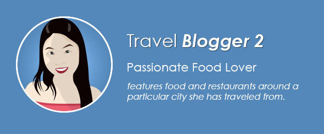 Travel Blogger 2: Passionate Food Lover