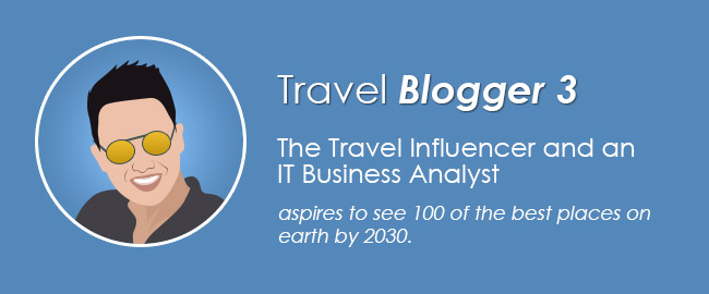 Travel Blogger 3: The Travel Influencer and an IT Business Analyst