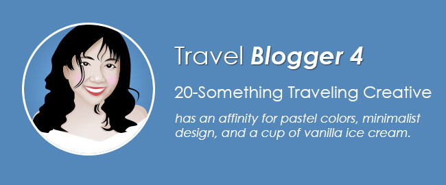 Travel Blogger 4: 20-Something Traveling Creative