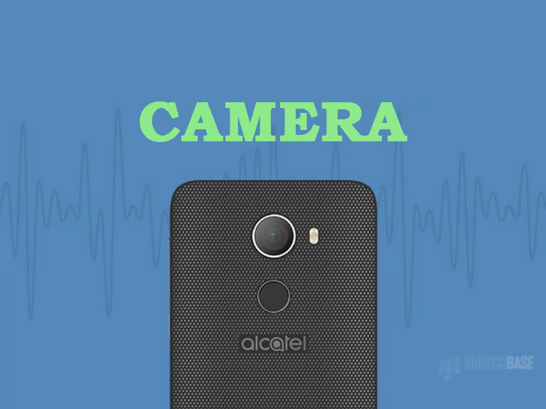 Unlocking Alcatel A30 FIERCE: Camera