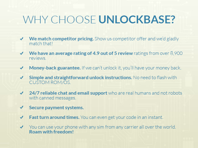 Why Choose UnlockBase?