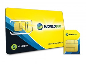 WorldSIM Card