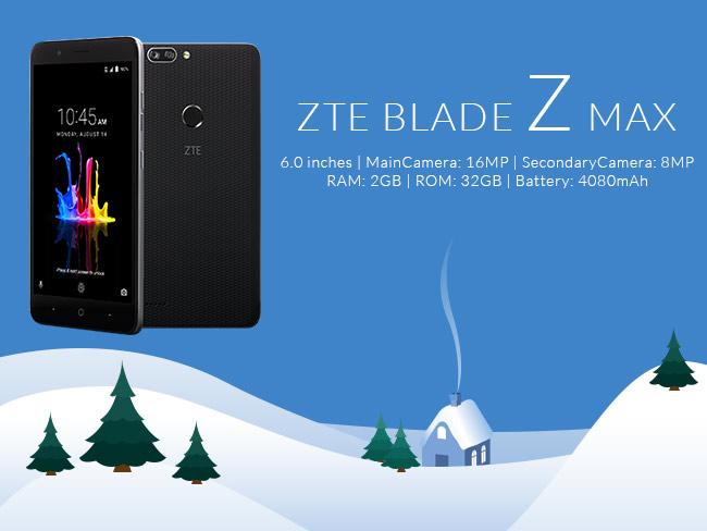 ZTE Blade Z Max