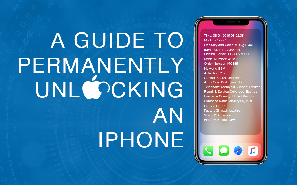 A Guide to Permanently Unlocking an iPhone