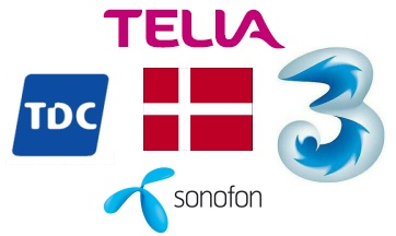 Unlock Danish Network