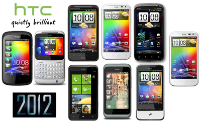 HTC Supernew Database 2012
