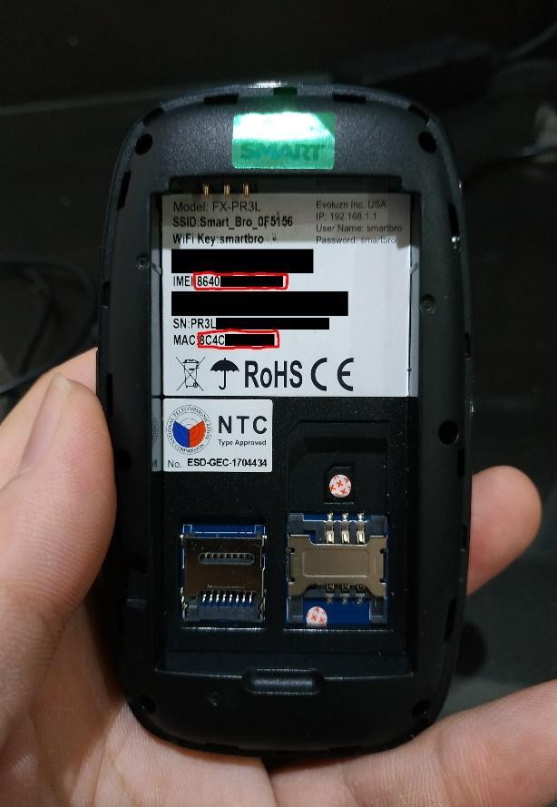 How to Unlock Smart LTE Pocket WiFi (Evoluzn FX-PR3L) - UnlockBase