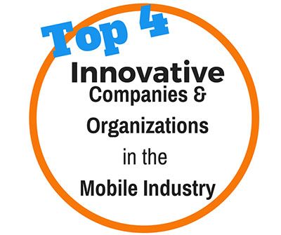 Mobile Phones: 4 Innovative Companies & Organizations