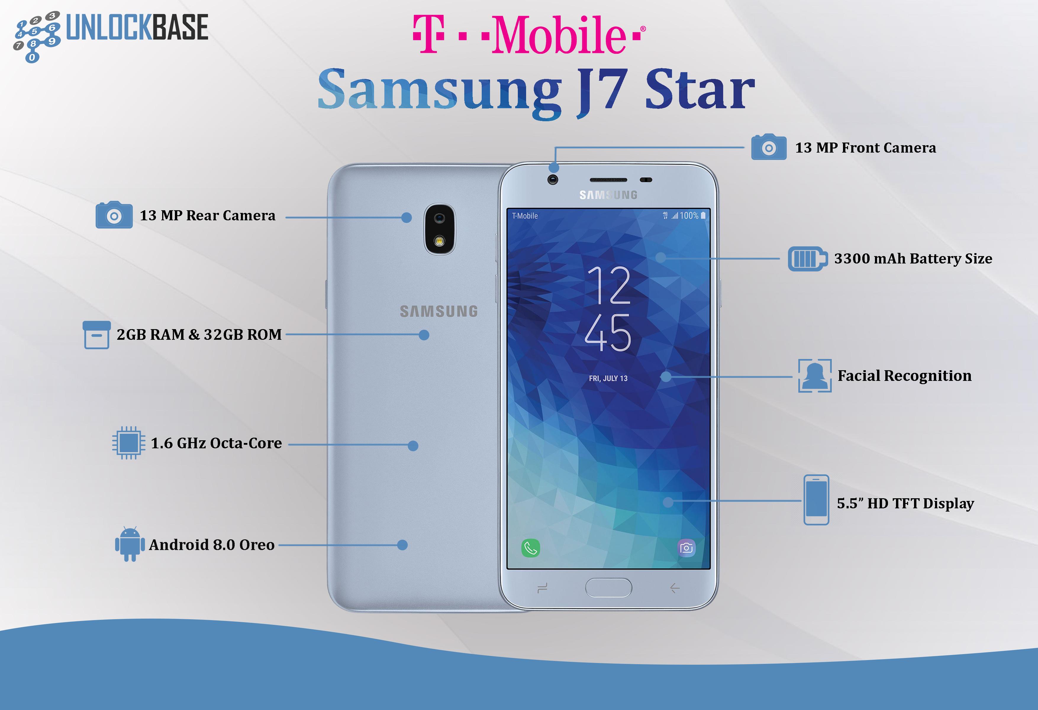 Unlocking Samsung J7 Star: Perfect Selfie Budget Phone - UnlockBase