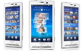Sony Ericsson Xperia X10 Unlocking