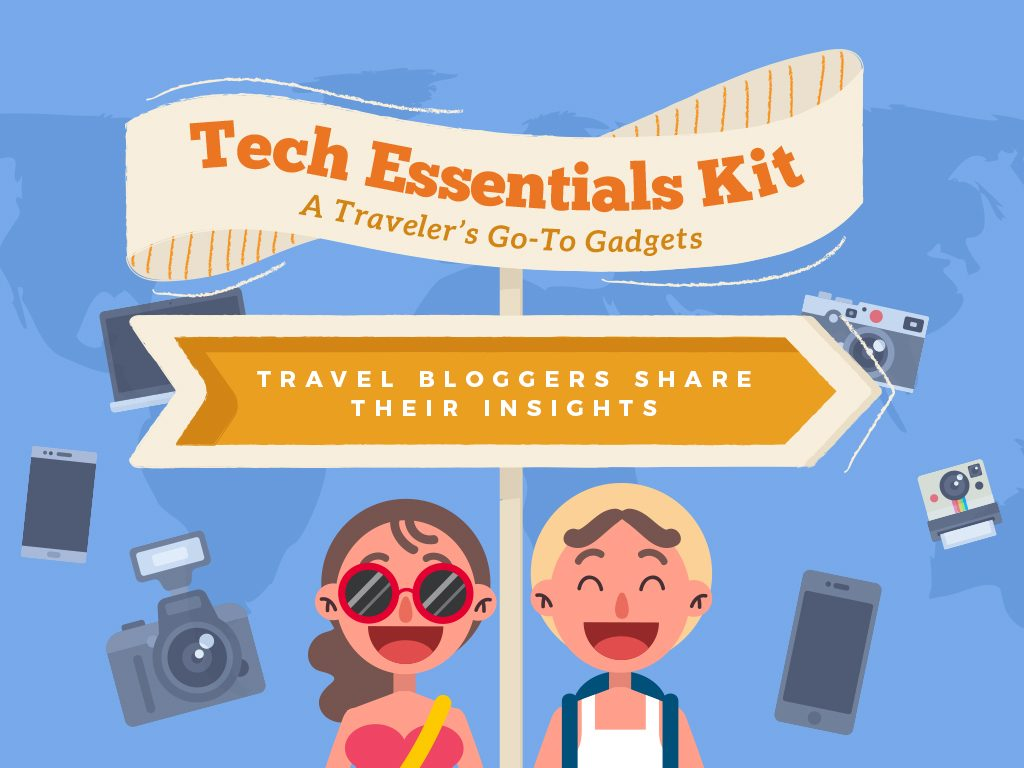 Tech Essentials Kit: A Traveler's Go-To Gadgets