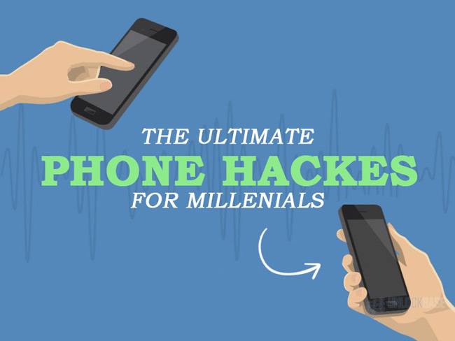 The Ultimate Phone Hacks for Millennials