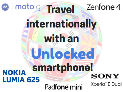 Top 5 Budget-friendly Unlocked International Cell Phones for Travel