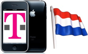 Unlock iPhone from T-Mobile Netherlands