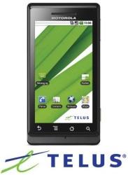 Unlock Motorola Milestone from Telus Canada