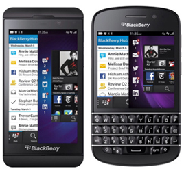 Unlock BlackBerry Z10 & Q10
