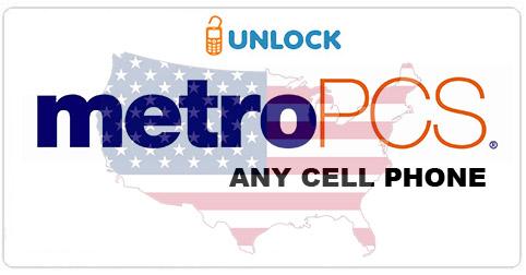 Unlock Cell Phone from MetroPCS USA