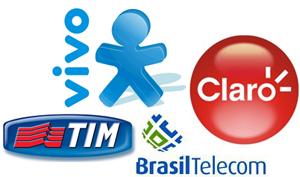 Unlock iPhone 4S & 5 from Claro, Vivo, Tim & BrtCell Brazil
