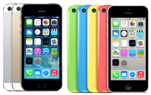 Unlock iPhone 5s and 5c from AT&T