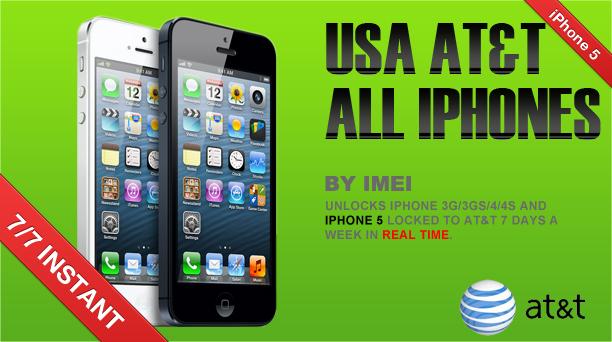 Unlock iPhone Instant