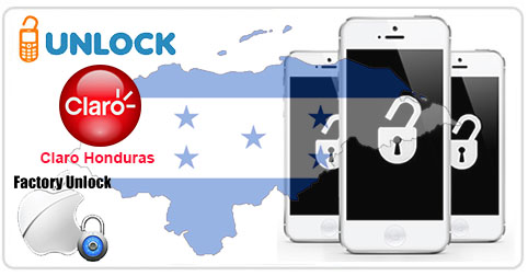 Unlock iPhone from Claro Honduras