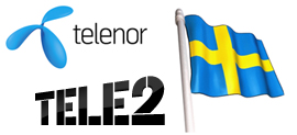 Unlock iPhone from Tele2 & Telenor Sweden