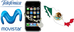 Unlock iPhone Movistar (Telefonica) Mexico