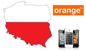 Unlock iPhone from Orange Poland