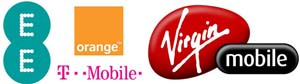 Unlock iPhone from Orange, T-Mobile, Virgin & EE United Kingdom