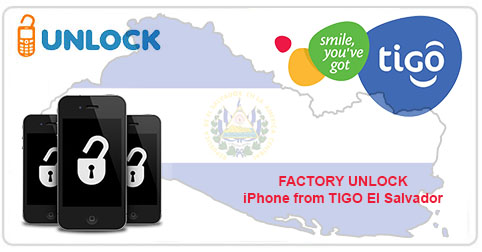 Unlock any iPhone from Tigo El Salvador