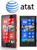 Unlock Nokia Lumia 820 and 920 from AT&T USA