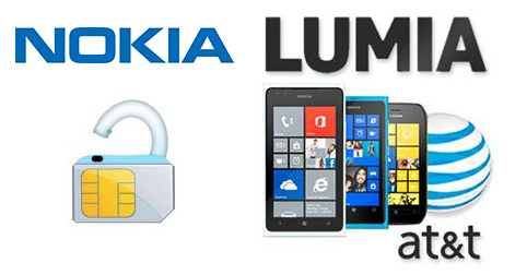 Unlock Nokia Lumia from AT&T USA