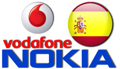 Unlock Nokia BB5 and SL3 from Vodafone Spain