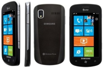 Unlock Samsung Focus (SGH-i917) from AT&T