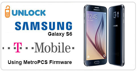 Unlock Samsung Galaxy S6 (SM-G920T) from T-Mobile USA