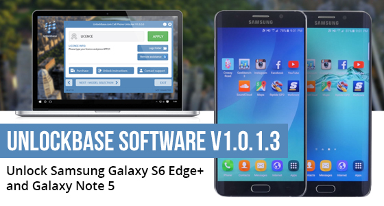 Unlock Software Update for Samsung Galaxy S6 Edge+ and Note 5