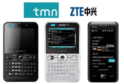 Unlock ZTE from TMN Portugal