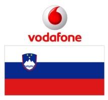Unlock Vodafone Slovenia