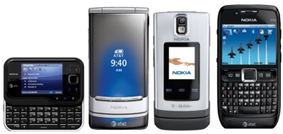 Unlock Nokia BB5 from AT&T U.S.A.