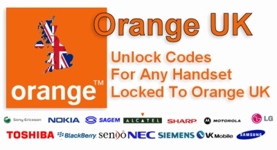 Unlock Orange UK