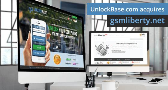 UnlockBase.com acquires GsmLiberty.net