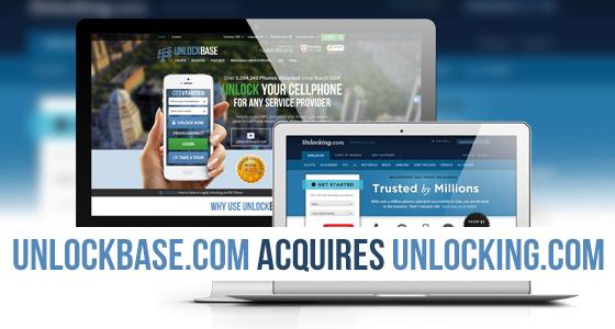 UnlockBase acquires Unlocking.com