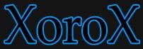 XoroX Logo