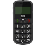 AEG S40 Senior Phone