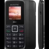 Unlock Alcatel OT-1011X Phone