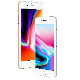 Apple iPhone 8 Plus phone - unlock code