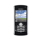 Blackberry 8100 Pearl phone - unlock code