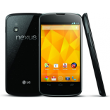 Google Nexus 4 phone - unlock code